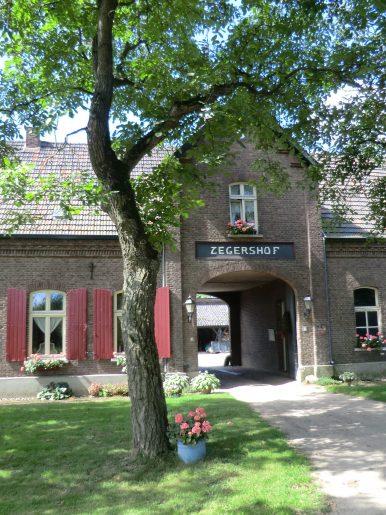 Boerderij Zegershof